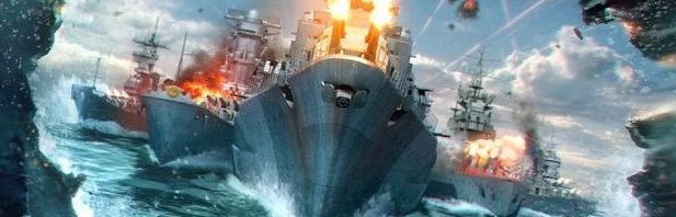 Rosyjska flota w World of Warships