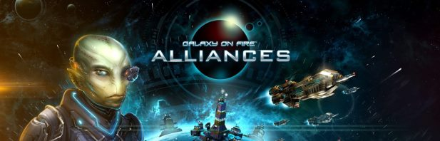 Galaxy on Fire - Alliances выйдет на Android в октябре 2014