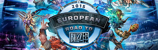 European Road to BlizzCon 2015