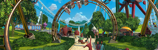 Frontier Developments zapowiada Planet Coaster na E3