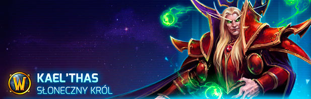 Kael'thas w Heroes of the Storm