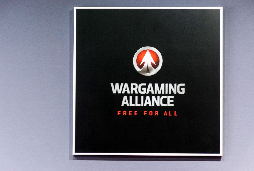 Wargaming. gamescom2017